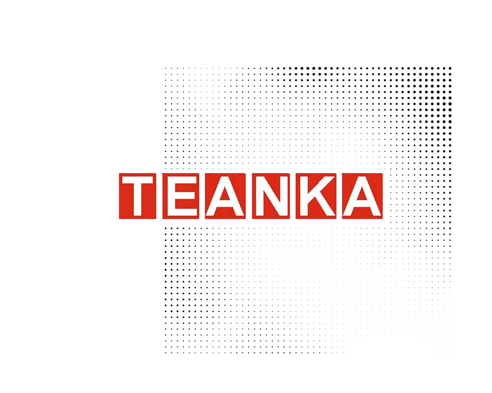 old logo of teanka