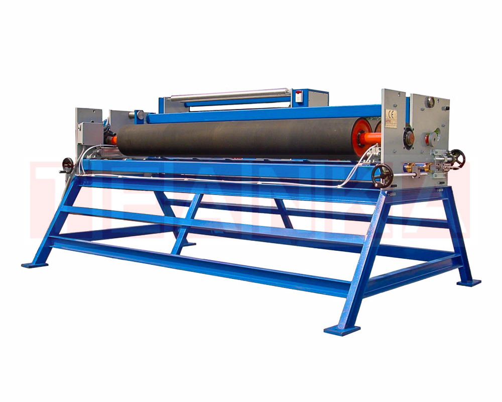 Take off stations for plastic film machine lines by teanka